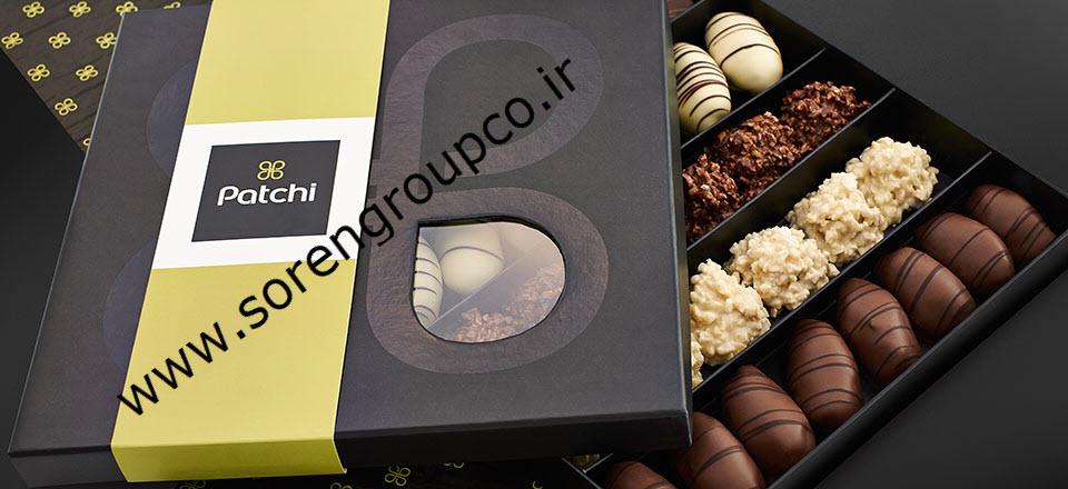 فروش و خرید شکلات خارجی برند های معروف