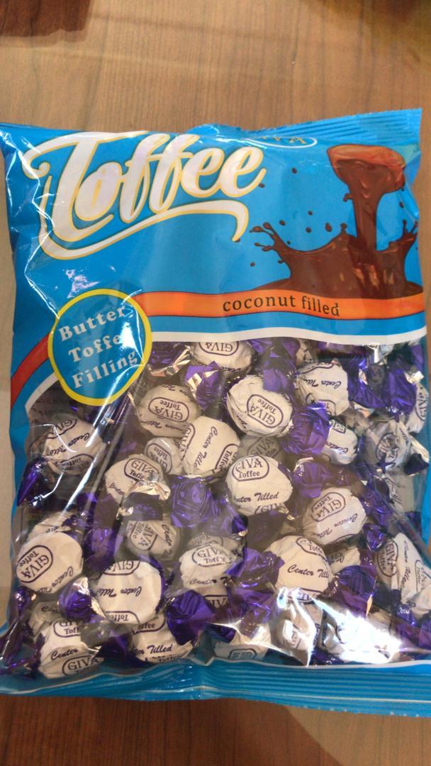 شرکت شکلات تافی