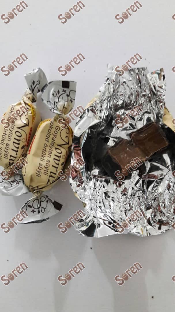 شکلات فله
