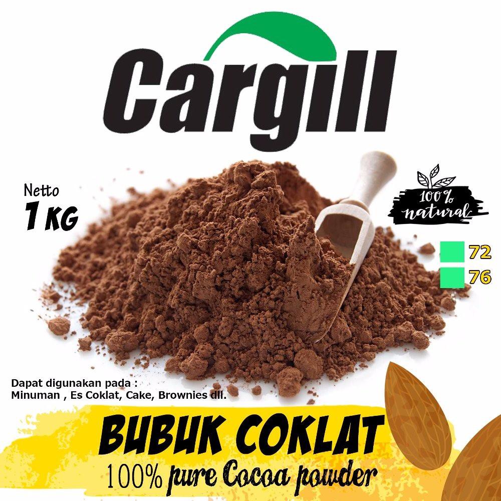 پودر کاکائو کارگیل کد جی تی 50