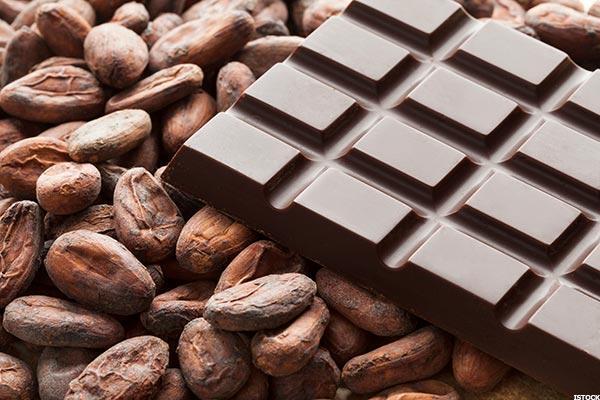 شکلات تخته ای ایرانی