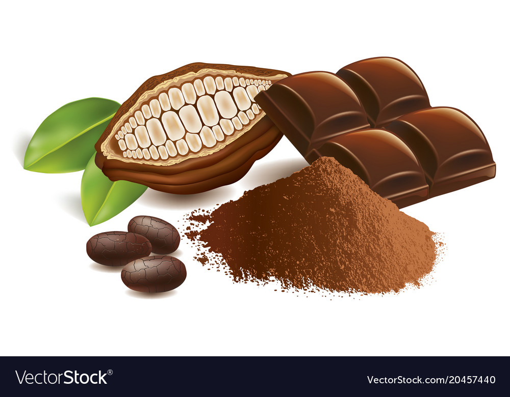 قیمت عمده پودر کاکائو