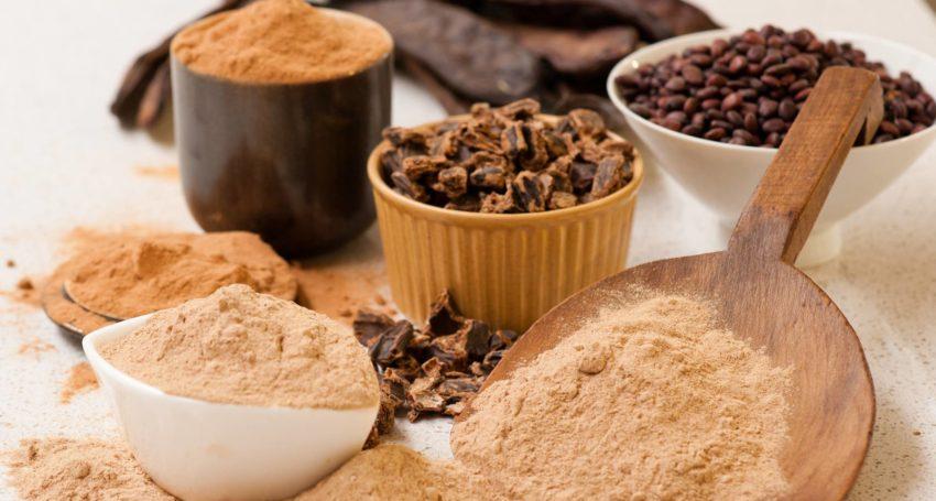 پودر کاکائو در صنایع غذایی