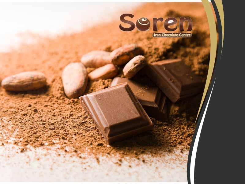 ویژگیهای پودر کاکائو اسپانیایی