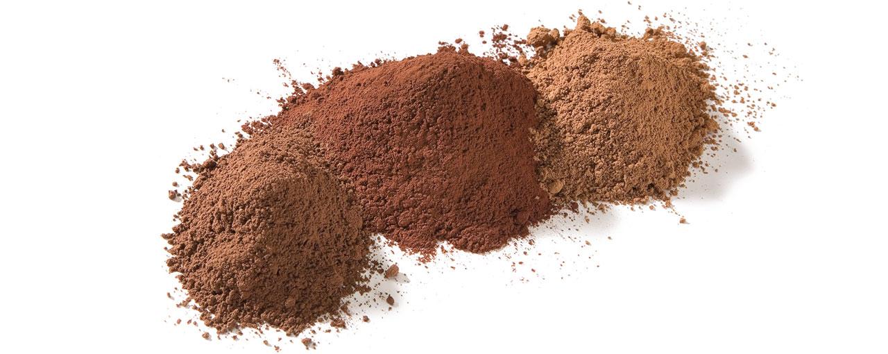 انواع پودر کاکائو کارگیل