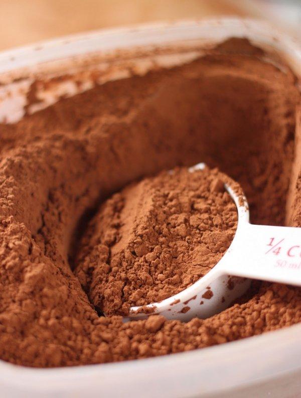 خرید و فروش پودر کاکائو فله ای