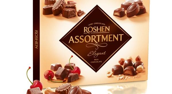 خرید شکلات روشن roshen