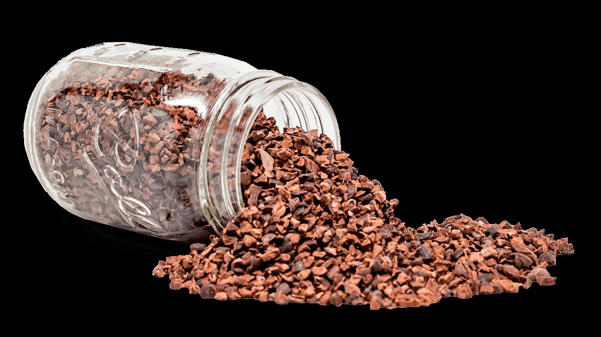 مراحل پخش پودر کاکائو اصل و درجه یک
