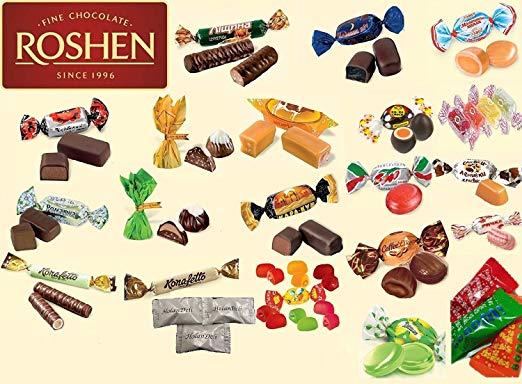 بورس عمده فروشی شکلات خارجی