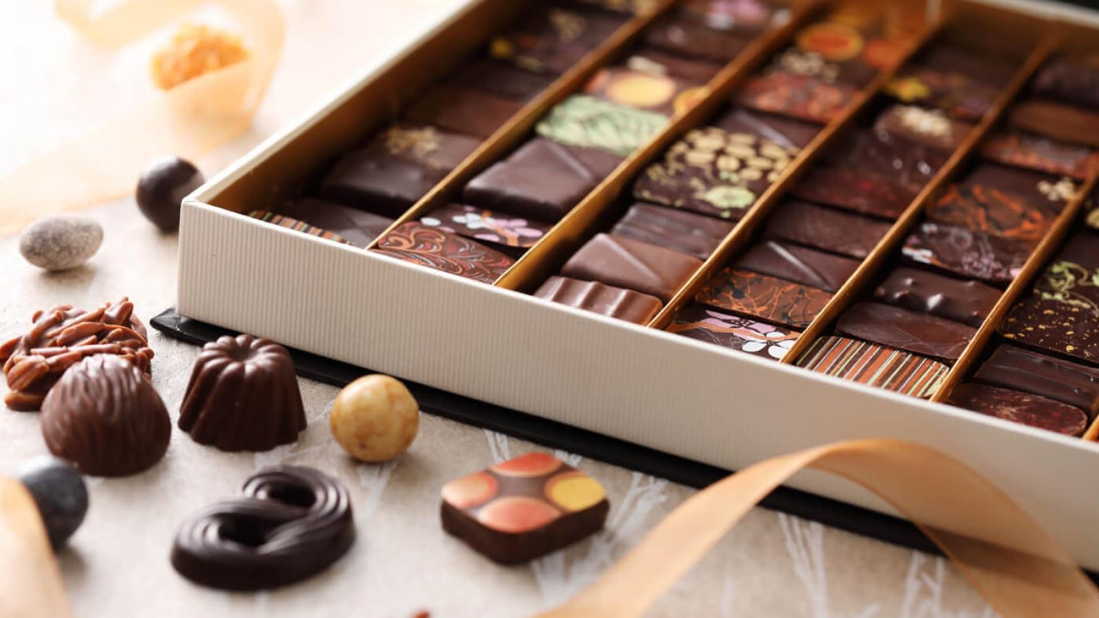 مراحل سفارش شکلات خارجی کیلویی عمده