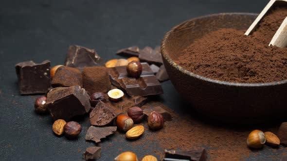 قیمت خرید پودر کاکائو تلخ