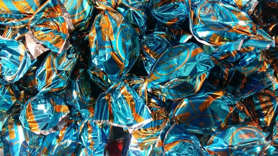 قیمت انواع تافی موجود در بازار ایران