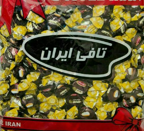 عرضه شکلات تافی فله مخصوص قنادی ها (Toffee chocolate)