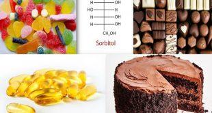 سوربیتول در صنایع شیرینی سازی