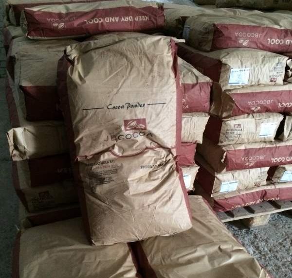 مشخصات پودر کاکائو جی بی مالزی