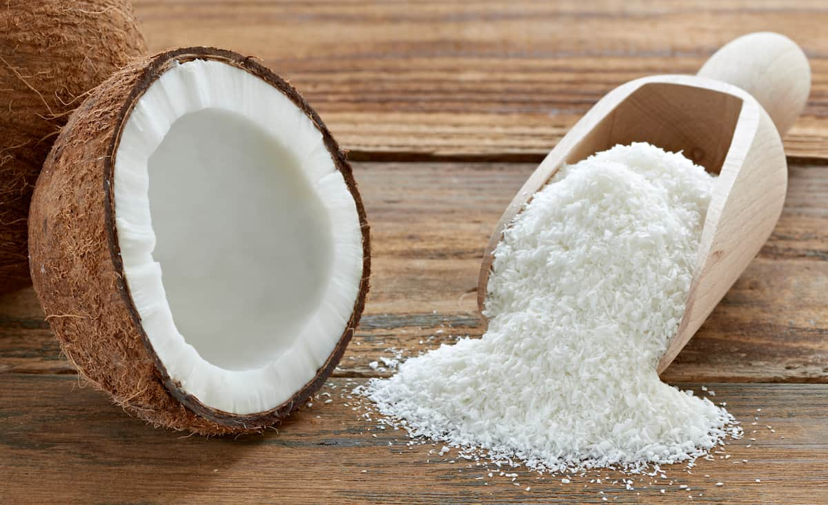 وارد کننده پودر نارگیل در استان تهران (Coconut Powder)