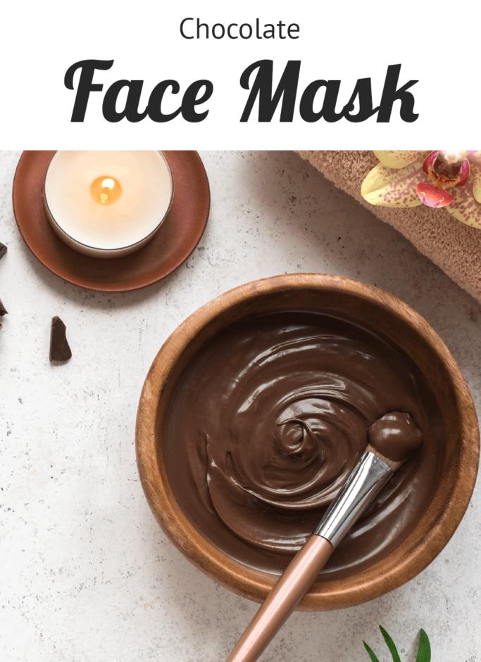 طرز تهیه ماسک پودر کاکائو