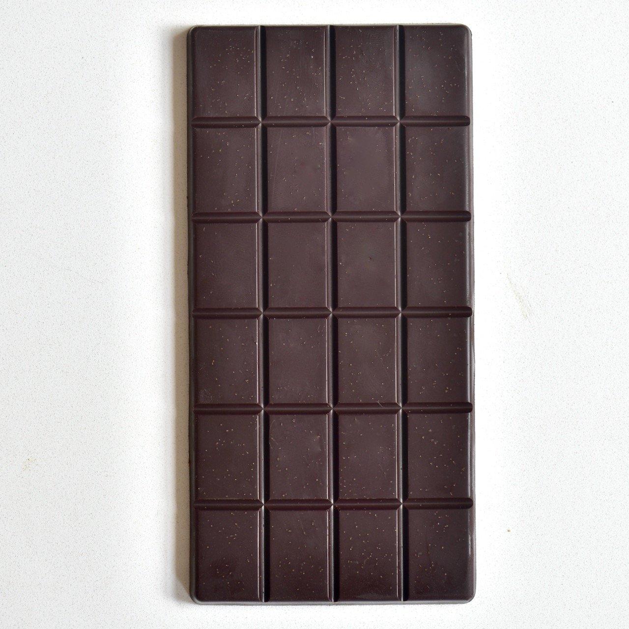 طرز تهیه شکلات تخته ای سیاه
