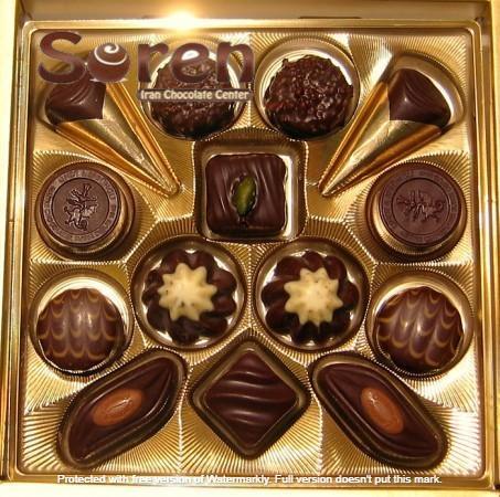 قیمت شکلات کیلویی ارزان | شکلات سنگی